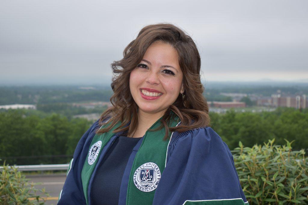 photo of Dr. Amaya
